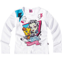 Blusa Monster High Malwee