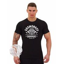 Camiseta Gas Monkey Garage Seriado Dallas Discovery F/gratis