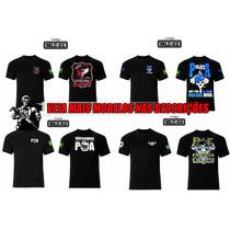 Camisetas Militares Diversar Exército Marinha Aeronautica