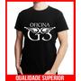 Camiseta Personalizada Banda Rock Gospel Oficina G3 Cristã