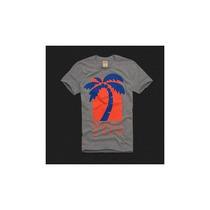Hollister Abercrombie Fitch Camisetas Originais Ja No Brasil