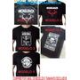 Camiseta Nickelback Rock Bandas