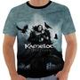 Camiseta Kamelot - Silver Thorn