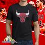 Camiseta Chicago Bulls 2 - Nba - Temos Todos Os Times!