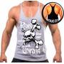 Camisa Regata Camisa Academia Musculação Cavada Malhar