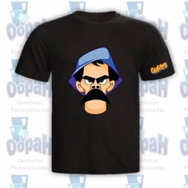 Camisetas Engraçadas Chaves Madruga Promoção