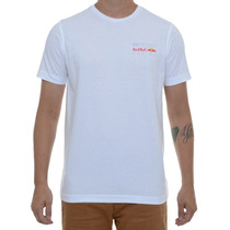 Camiseta Masculina Red Bul Irbr Double Branca