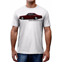 Camiseta Opala 92 Diplomata Chevrolet Carro Antigo Asphalt