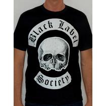 Camiseta Black Label Society - B L S
