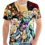 Camiseta Camisa Masculina Anime Otaku - One Punch Man 11