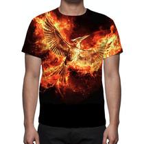 Camisa, Camiseta Jogos Vorazes A Esperança Part 1 Mod 06