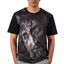 Camiseta Mcd Especial Christ Preta