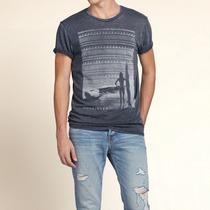 Camiseta Hollister Masculina - Original Importado Eua