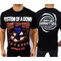 Camiseta De Banda - System Of Down - Hypnotize