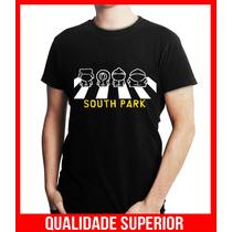 Camiseta Personalizada South Park Games Desenhos