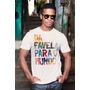 Camiseta - Da Favela Para O Mundo Fernando Bbb15