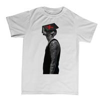 Camiseta Chris Brown X Breezy Chris Breezy Hip Hop Rap Swag