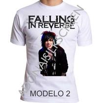 Camiseta Banda Falling In Reverse