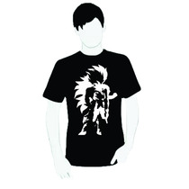 Camiseta Camisa Dragon Ball Z Goku Vegeta Frete Gratis
