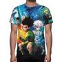 Camisa, Camiseta Anime Hunter X Hunter - Estampa Total