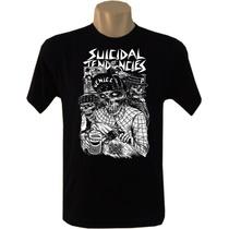 Camiseta Tradicional Suicidal Tendencies Bandas Rock