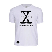 Camisas Camisetas Serie The X Files Arquivo X Seriado Filme
