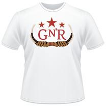 Camiseta Camisa Guns N