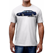 Camiseta Santana G2 Volkswagen Carro Antigo - Asphalt
