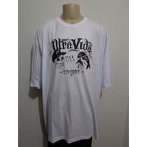 Camiseta Otra Vida Tamanho Especial 5gg Caveira Crazzy Store