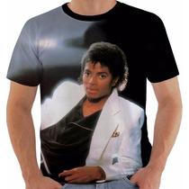 Camiseta Michael Jackson Modelo 9 Thriller