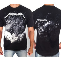 Camiseta De Banda - Metallica - Phanton Shadow