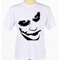 Camisa Camiseta Personalizada Estampada Coringa