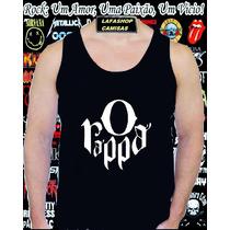 Camiseta Regata O Rappa Camisa Banda Rock Legiao Raul Pitty