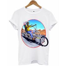T-shirt - Iron Maiden - Eddie Motorcycle