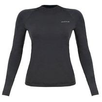 Camiseta Thermo Plus Feminina - Curtlo - Segunda Pele