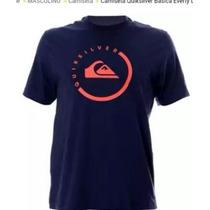 Camiseta Quiksilver Personalizada