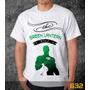 Camiseta Green Lantern Camisa Game Herois Serie Frete Grátis