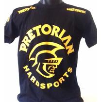 Camisa Camiseta Pretorian Mma Ufc Jiu Jitsu Muai Thay Jaco