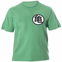Camisa Infantil Dragon Ball Z Goku - Frete Gratis