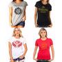 Camiseta Supernatural Castiel Feminina Varios Modelos
