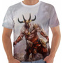 Camiseta Dota 2 - Centaur Warruner - Games