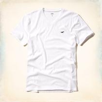 Camiseta Slim Fit Hollister 100% Original