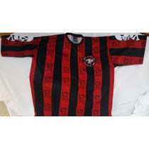 Camiseta Torcida Os Fanaticos Atlético Paranaense Tof 2004