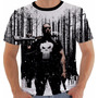 Camiseta Justiceiro - Punisher - Comics - Marvel - Hqs