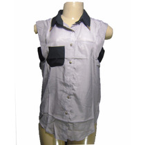 Blusa Camisa Social Feminina Pronta Entrega