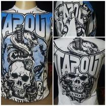 Camisa Camiseta Blusa Tapout Team Mma