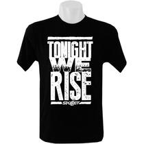 Camiseta Tradicional Masculina Skillet Bandas Rock
