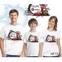 Lebrança De Aniversário Macquen Carros Mate Camiseta 3 Un