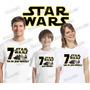 Lembrança De Aniversario Camiseta Star Wars Darth Vad Com 3