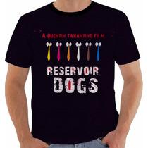 Camiseta Cães De Aluguel - Reservoir Dogs - Tarantino